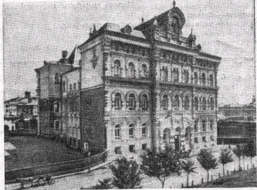 Политехнический музей у ильинских
